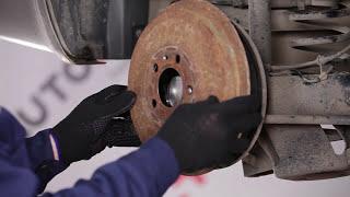 Démontage Jeu de roulements de roue SKODA - vidéo tutoriel