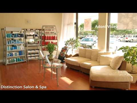 Distinction Hair Salon and Spa full service hair salon in Coral Springs Florida