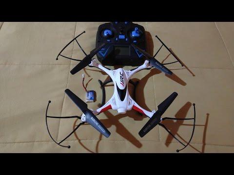 H31 –водоустойчив квадрокоптер с повече издръжливост и време на полет 12