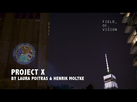 Field of Vision - Project X