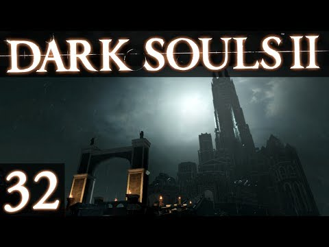 DARK SOULS 2 #32 - SCHLOSS DRANGLEIC! ☆ Let's Play Dark Souls II
