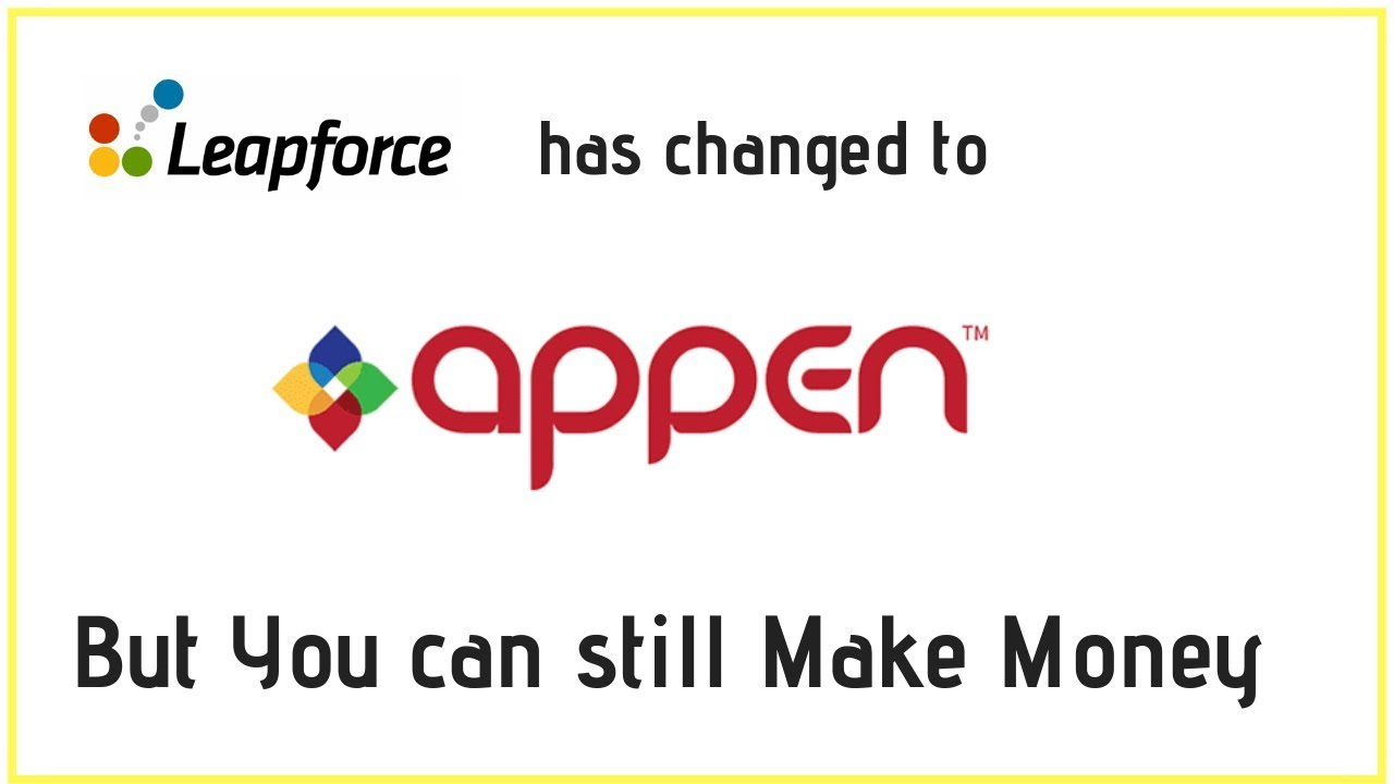 Start Making Money from Home by Working for Leapforce