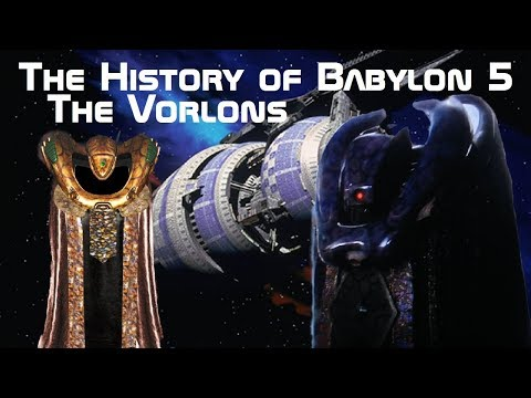 The History Of The Vorlons (Babylon 5)