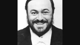 Luciano Pavarotti. Dolente immagine di Fille mia. V. Bellini.