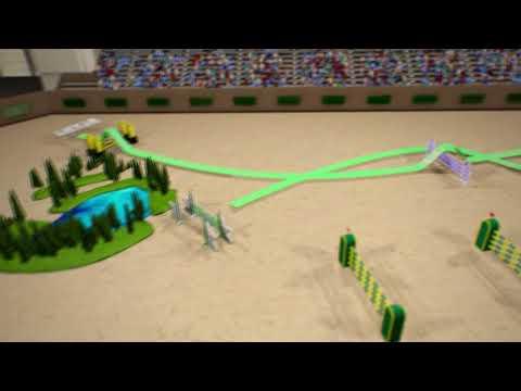 Course Animation CHI Geneva 2017 - Credit Suisse Grand Prix - Jump-Off