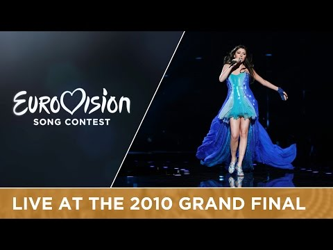 Safura - Drip Drop (Azerbaijan) Live 2010 Eurovision Song Co
