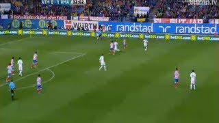 atletico madrid vs real madrid 1 4all goals and highlights 11412 liga bbva hd