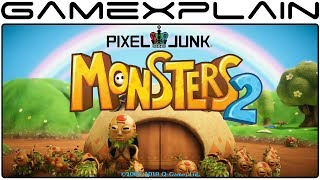 PixelJunk Monsters 2 - Demo Gameplay (Nintendo Switch)