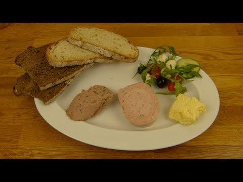 Rügenwalder Mühle - Pommersche Veggie vs. Meat (Liverwurst / Leberwurst)