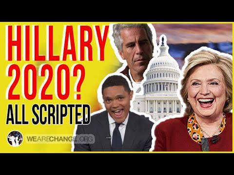 The Real Reason Why Hillary Hasn't Given Up on 2020