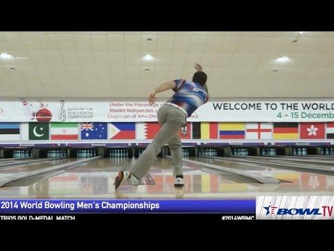 2014 World Men's Championships - Trios Medal Round