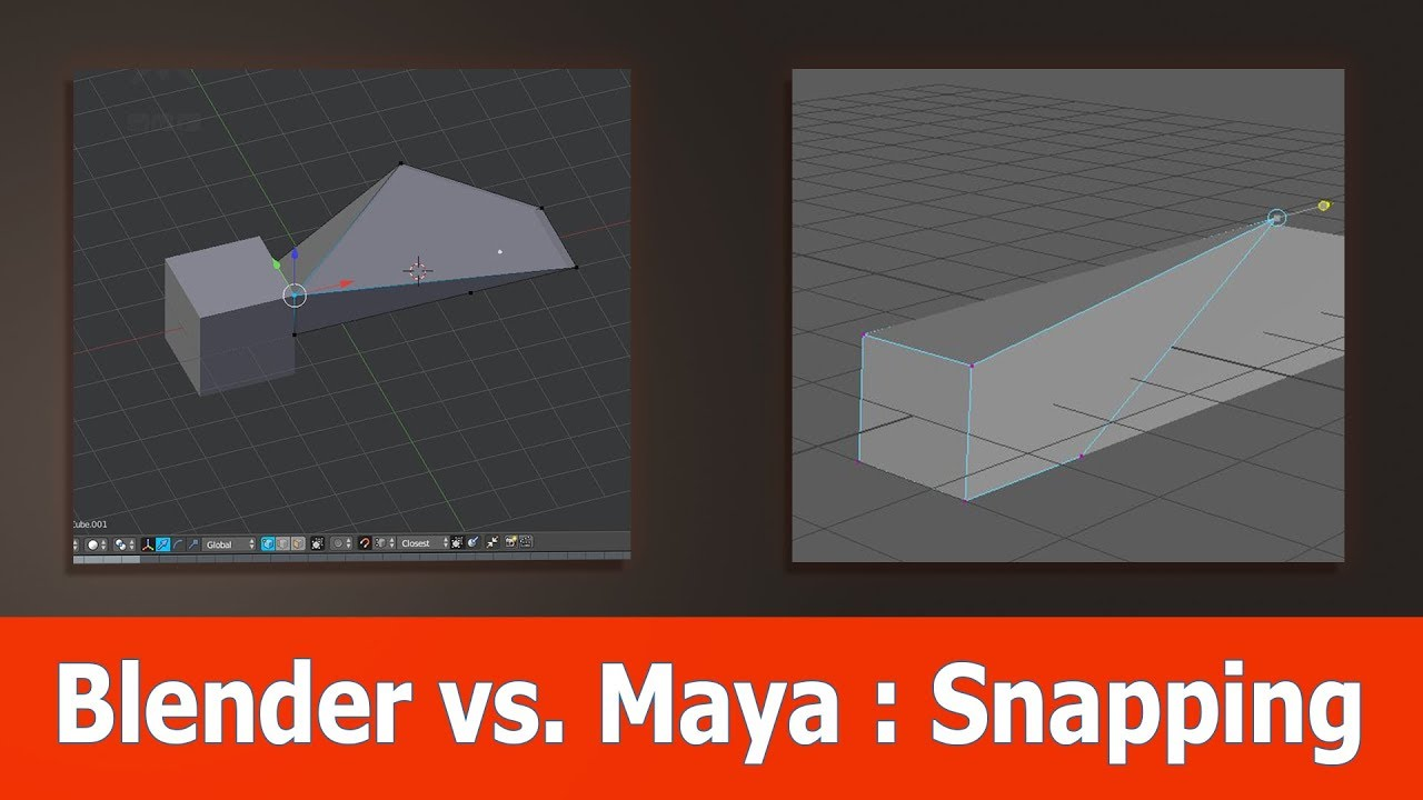 Maya Users: How to Get Started With Blender - Lesterbanks