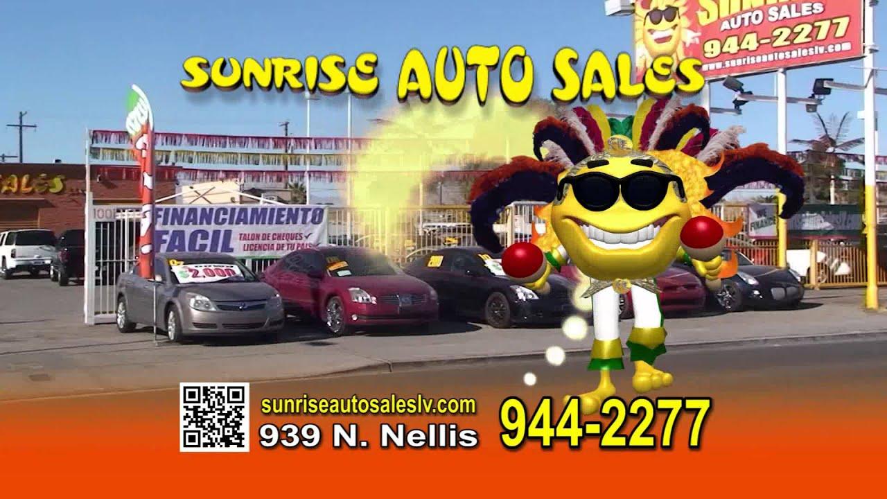 Hd Auto Sales >> Sunrise Auto Sales 2014 Carioca HD - YouTube
