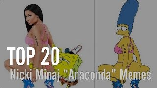 Top 20 Nicki Minaj