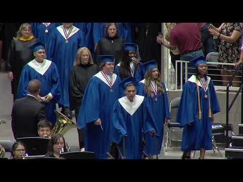 2018 North Mesquite High School Graduation