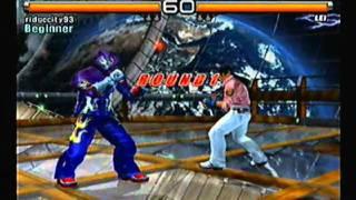 Tekken 5 Time Attack: Jin Kazama [Part 1 of 2]