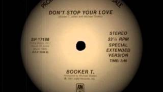 Booker T Jones - Don