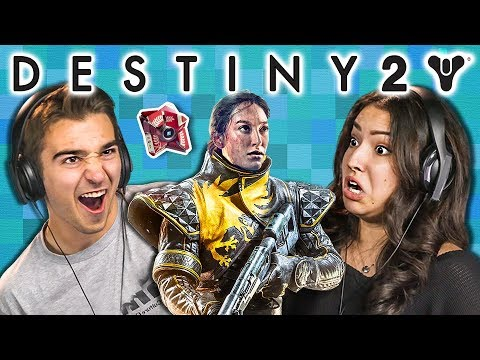 DESTINY 2 (React: Gaming)