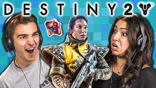 TEENS AND COLLEGE KIDS PLAY DESTINY 2! (React: Gaming)