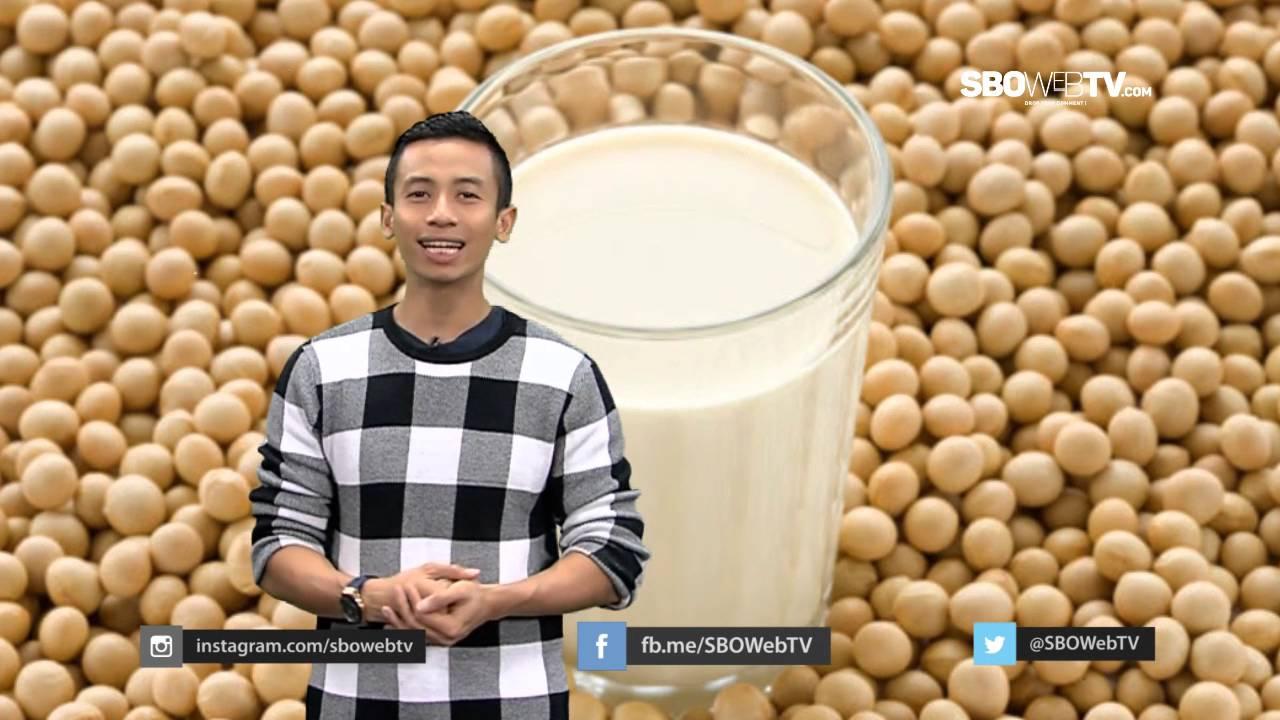 Antara Susu Sapi dan Susu Kacang, Mana yang Terbaik?