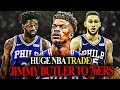 What does the Jimmy Butler TRADE mean?