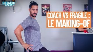 Coach vs Fragile - Le Making-of