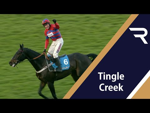 What kind of MONSTER is this? Sprinter Sacre blows them away in the 2012 Tingle Creek - Racing TV