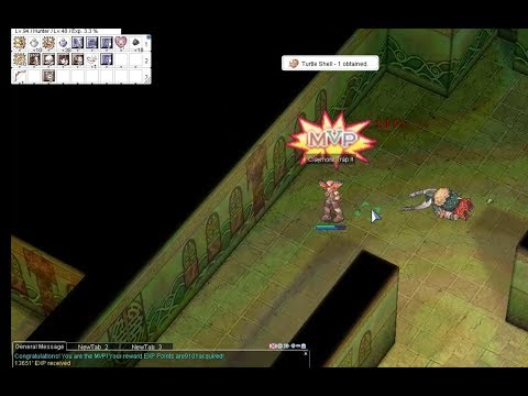 Ragnarok Online Philippines Trap Hunter SOLO TURTLE GENERAL MVP THOR SERVER