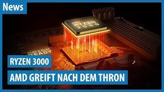 AMD Ryzen 3000: Specs, Preise, Release. Kampfansage an Intel!