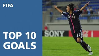 Top 10 Goals: FIFA U-17 Women