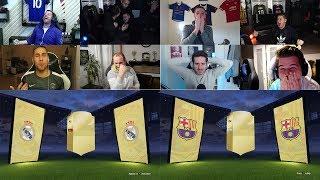 LE TOP DES MEILLEURS PACKS ! BEST OF FIFA 18 (FR)