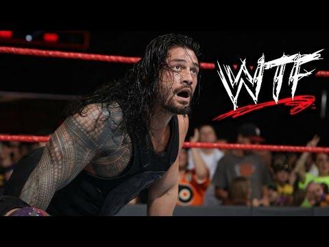 WTF Moments: WWE Raw (Jan 2, 2017)