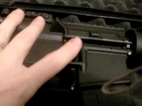 California Bullet Button Secret