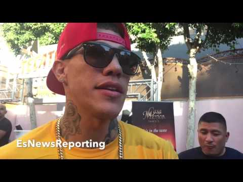 Gabe Rosado Full Interview Talks Gennady Golovkin Mayweather McGregor Willie Monroe Canelo