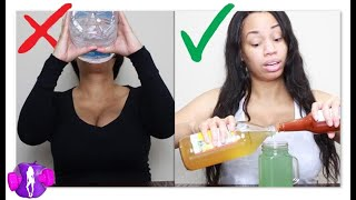 How I Lost 50 Pounds in 30 DAYS 🍵 Water Fasting Weight Loss Guide