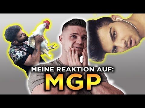 Meine Reaktion auf: MGP (Mrgamerpros) | SMARTGAINS