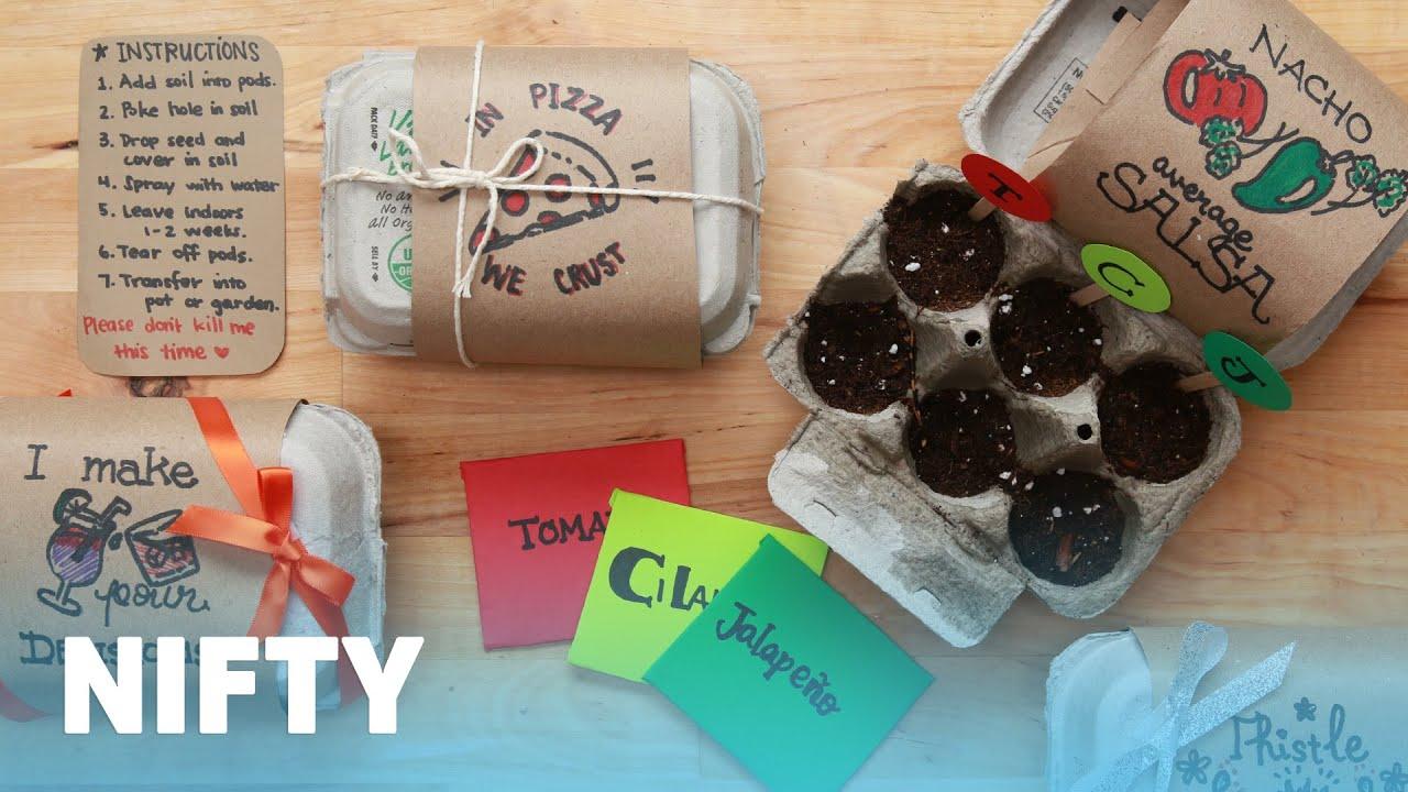 Seed Starter Gift Kit - YouTube