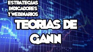 Webinarios y Estrategias de FOREX - Teorías de Gann