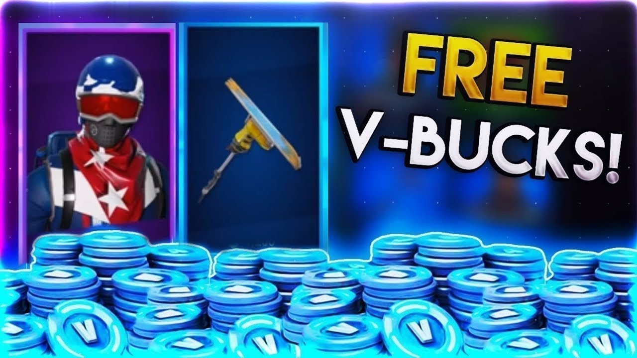 """HOW TO GET FREE V-BUCKS IN FORTNITE - """"ONLY WORKING ..."""