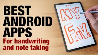 Best Android Apps for Handwriting and Note Taking screenshot 5