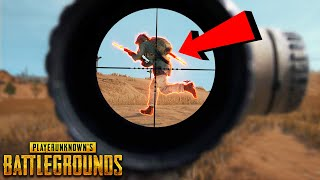 15x Scope INSANE SHOT  | Best PUBG Moments and Funny Highlights - Ep.347