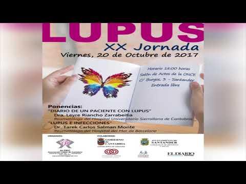 XX Jornada LUPUS Alcer Cantabria