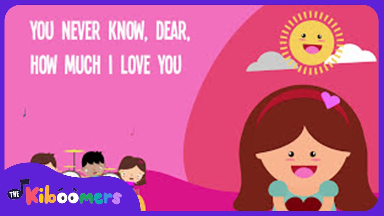 You Are My Sunshine Song For Kids Best Nursery Rhymes For Children