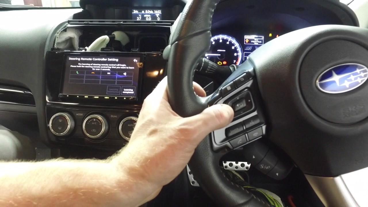 programming kenwood stereo steering wheel controls [ 1280 x 720 Pixel ]