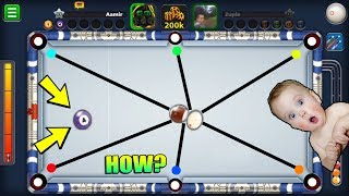 The Most TRAGIC 8 Ball Pool Escape Ever [DON'T WATCH IF YOU GET ANGRY QUICKLY]  BroadsMil Ep.3