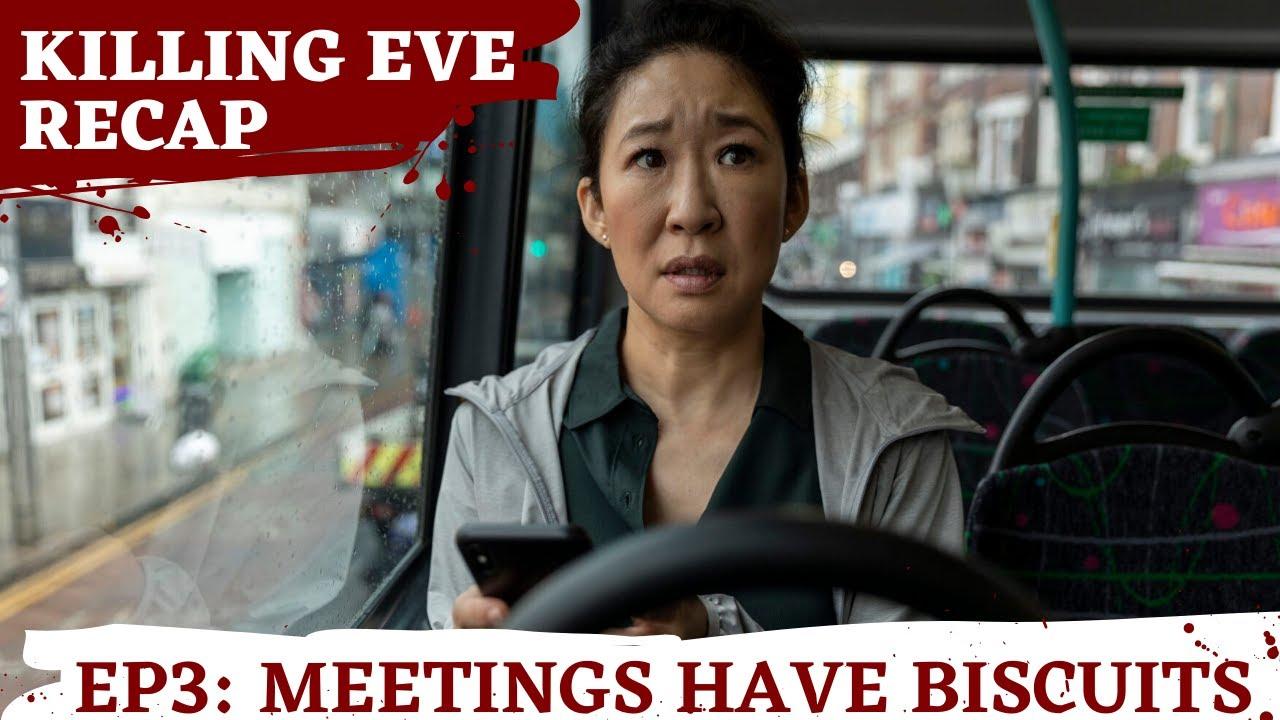 Download Killing Eve - Season 3 Episode 3 Recap (Re-upload)
