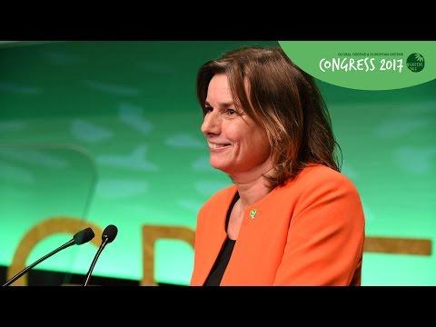 #Greens2017 Congress - Opening - Isabella Lövin