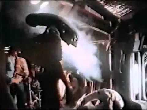 Alien 1979 Rare  Footage