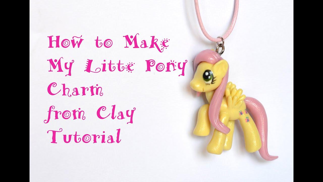 How to make a plasticine pony 60