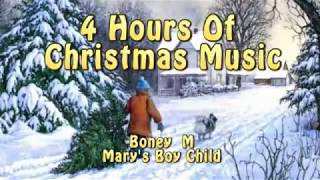 4 Hours of Christmas Music – Classics & New (only the best)